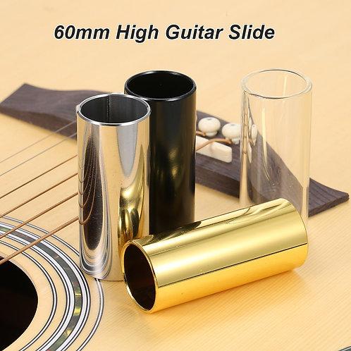 60MM Guitar Slide (Stainless Steel/Glass)