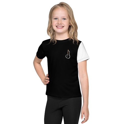 Kids T-Shirt (White Band)