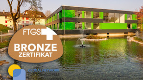 Lindenfeld erhält als erste Langzeitinstitution Bronzeauszeichnung