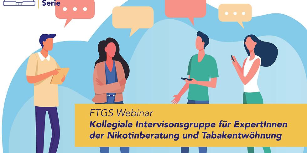 Kollegiale Intervisonsgruppe für Expert*nnen der Nikotinberatung und Tabakentwöhnung (2)