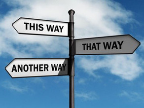 Aha-Erfahrung: Bewusstes Entscheiden bewegt - uns selbst und damit auch unsere Welt