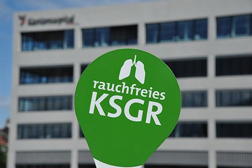 rauchfreies KSGR
