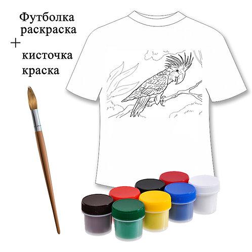 Птицы. 003 Попугай