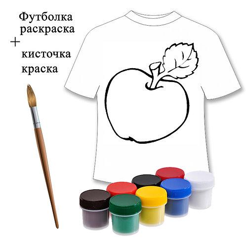 Малышам_020 яблоко