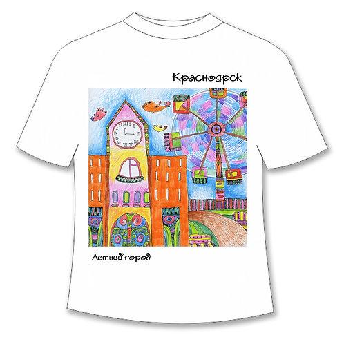 005_Красноярск Летний город