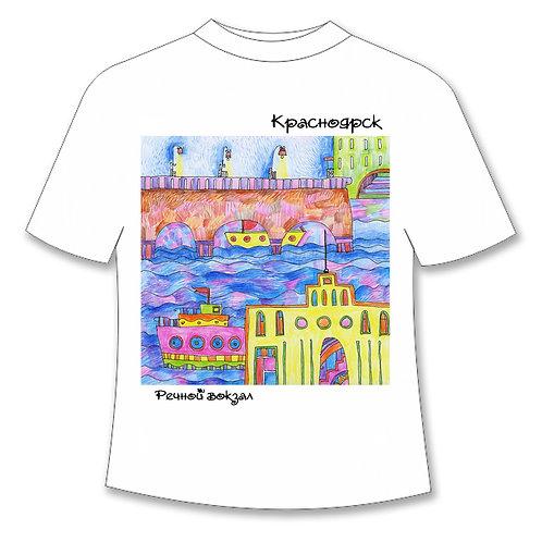 001_Красноярск Речной вокзал