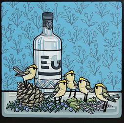 Edinbird Gin