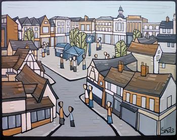 Hitchin Market Square 12