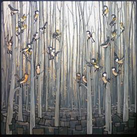 Woodlands Birds 07