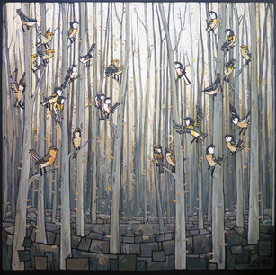 Woodland Birds (07)