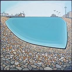 Brighton Beachscape