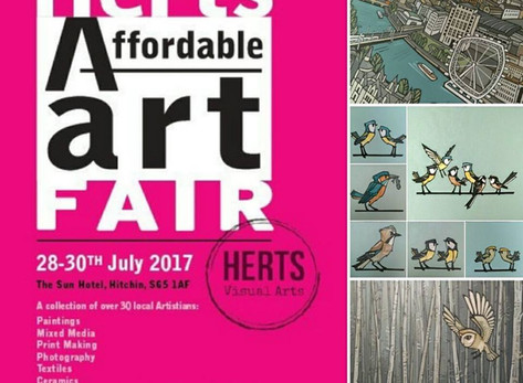 Herts Affordable Art Fair