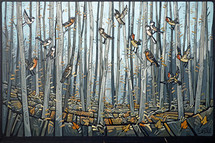 'The Birds & The Trees' Exhibition   14 Sept - 13 Oct