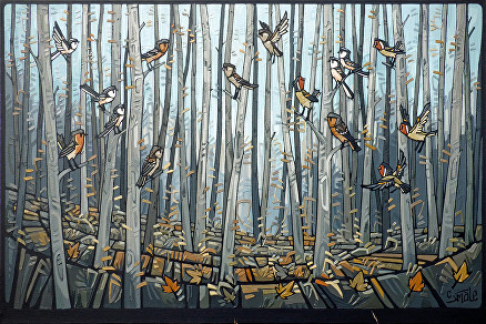 'The Birds & The Trees' Exhibition | 14 Sept - 13 Oct