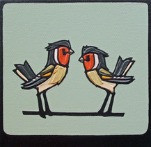 GOLDFINCHES 50
