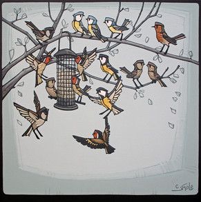 Happy 40th Bird-Day