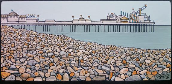 Pebble Beach - Brighton Pier