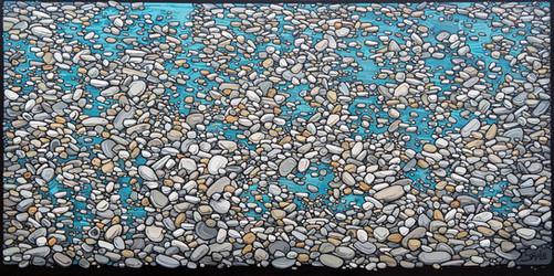 Inbetween the stones