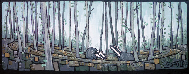 Woodland - Badgers