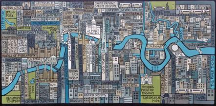 London - The River Thames