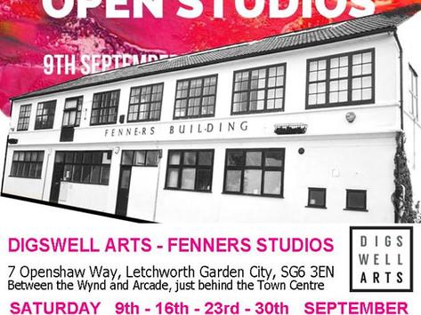 Herts Open Studios 2017