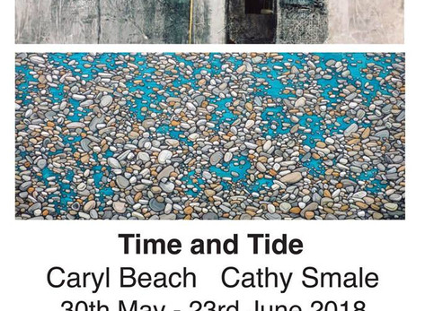 'Time & Tide' Exhibition | 30th May- 23 June 2018 at Courtyard Arts