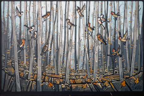 Woodland Birds (10)