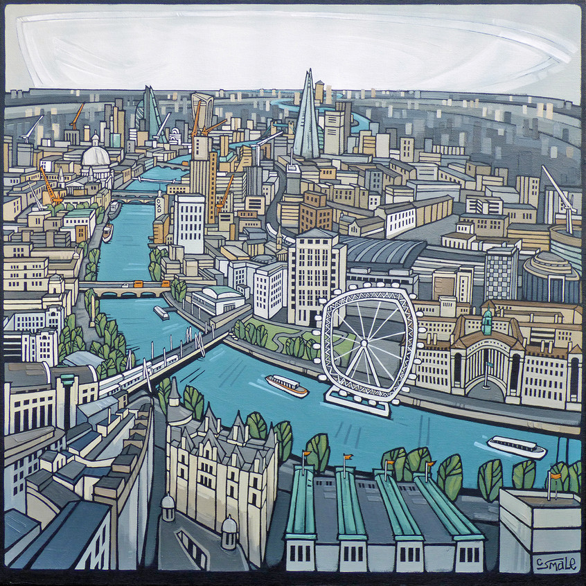 06 -  LONDON CITYSCAPE