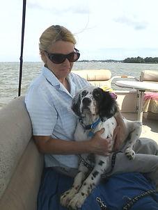 Esther on boat.jpg