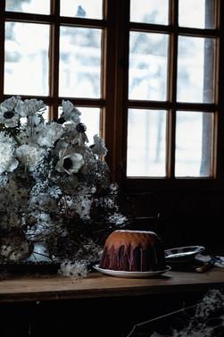 Anemone & Artichoke - Winter Sweets
