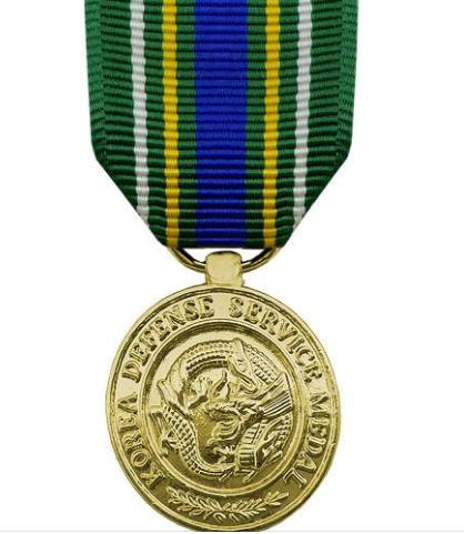 Korean Defense Service Medal