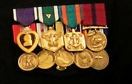 full size marine corps medals