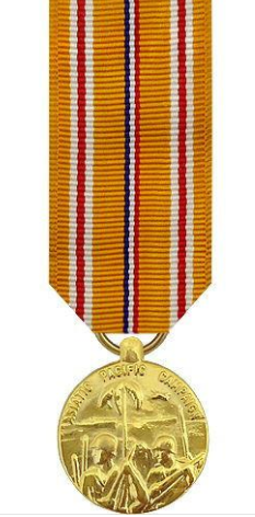 Asiatic Pacific Campaign Miniature Medal