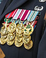 full size army medal