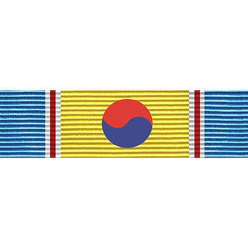 Republic of Korea War Service Ribbon