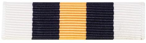 Navy Ceremonial Guard Ribbon