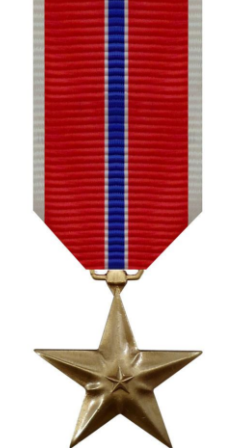 Bronze Star Miniature Medal  (Army, Air Force)