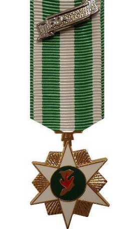 RVN Campaign Miniature Medal