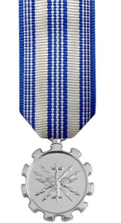 Air Force Achievement Miniature Medal