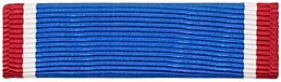 army distinguished service ribbon