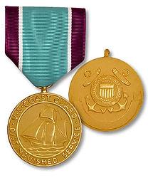Coast Guard Distinguished Service Medal