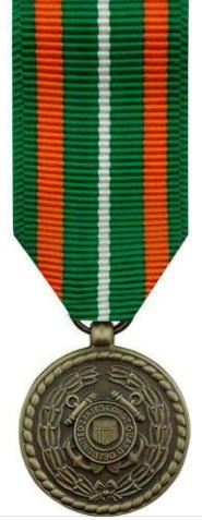 Coast Guard Achievement Miniature Medal