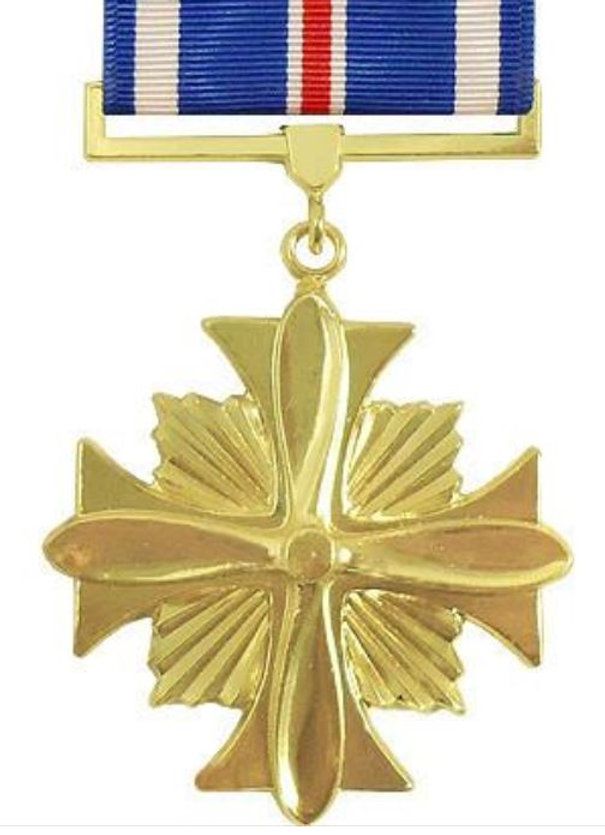 Distinguished Flying Cross Medal (Coast Guard, Navy, Marine Co