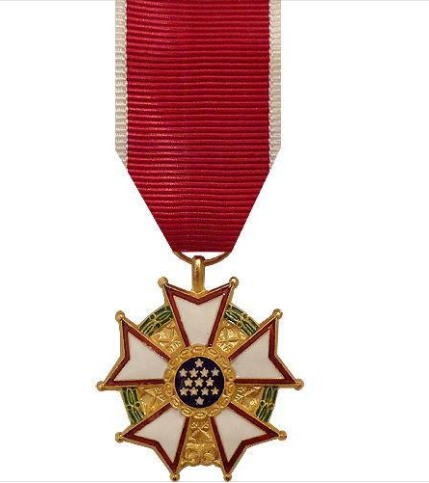Legion of Merit Miniature Medal (USMC, USCG, USN)