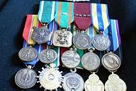 Minature Coast Guard Medals