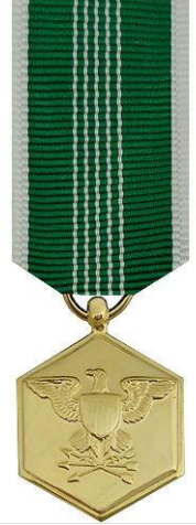 Army Commendation Miniature Medal