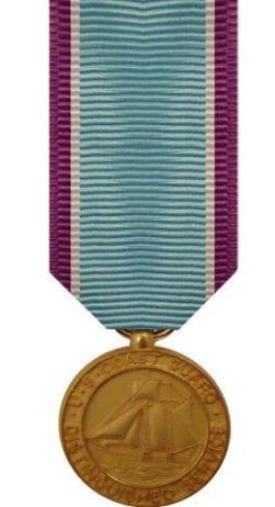 Coast Guard Distinguished Service Miniature Medal