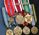 Army Miniature Medals