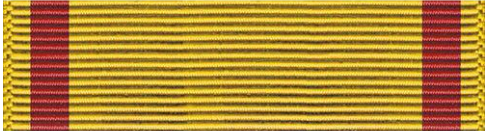 China Service Ribbon
