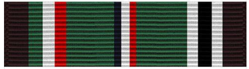 European-African-Middle Eastern Campaign Ribbon